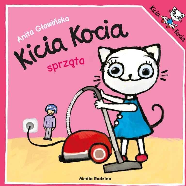 Książka Kicia Kocia